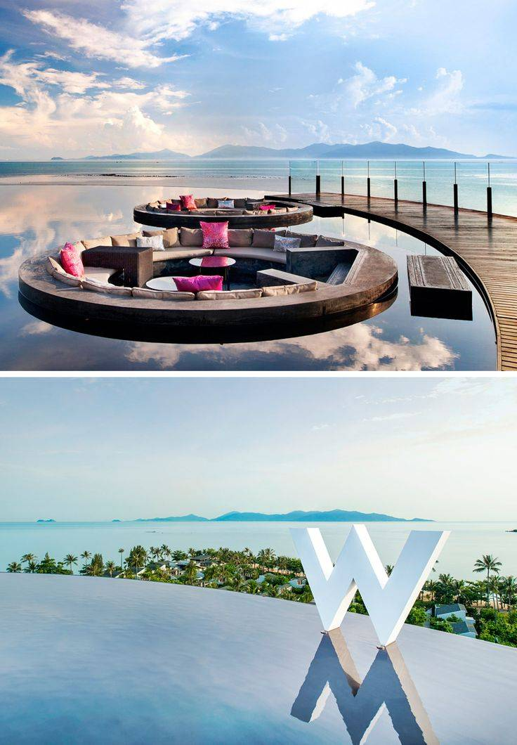 W Retreat | koh samui, thailand